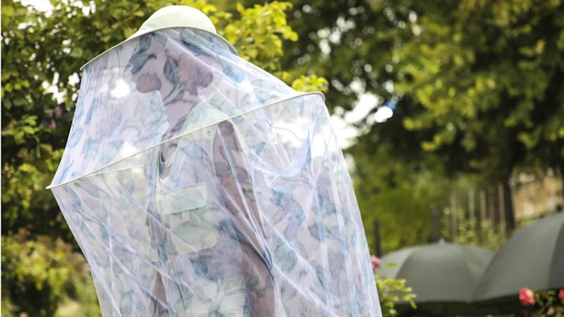 In pictures: Pandemic intrudes, inspires at Paris Fashion Week