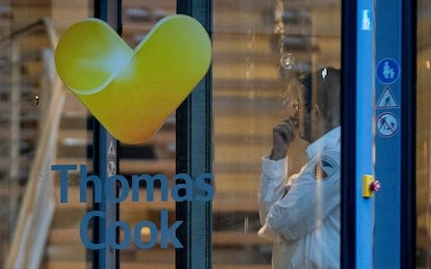 Thomas Cook - Credit: Michael Probst/ AP