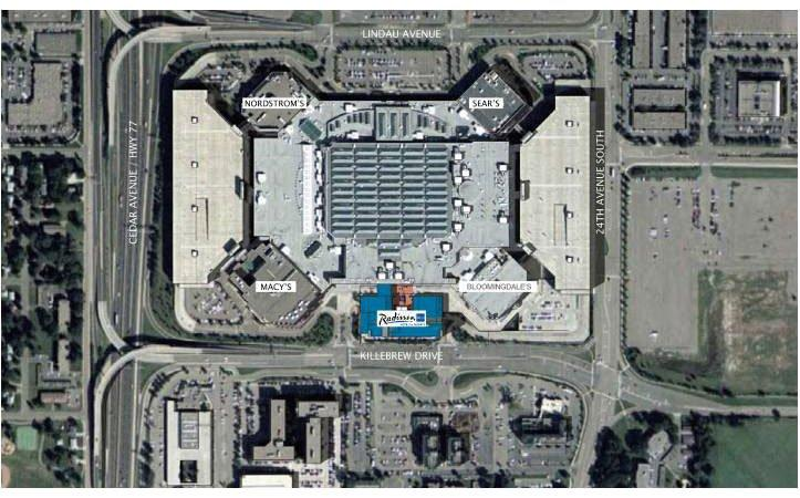 Mall of America Expansion Rendering Part 2