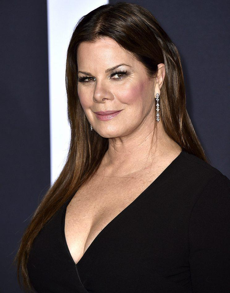 Marcia Gay Harden wants everyone to be aware of the early signs of Alzheimer's. (Photo: Jordan Strauss/Invision/AP)