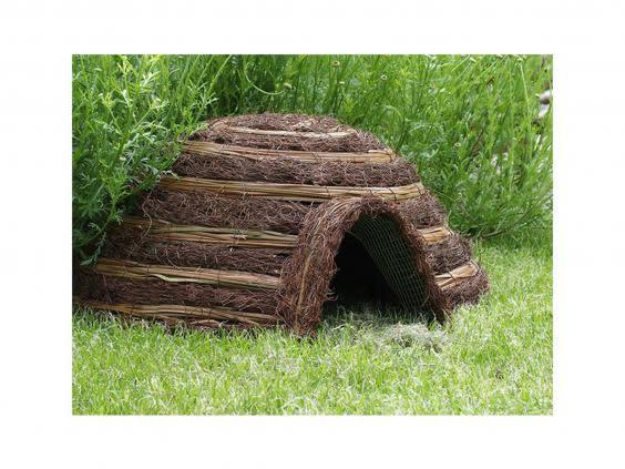 This hedgehog house will provide shelter from all the elements (Pets At Home)