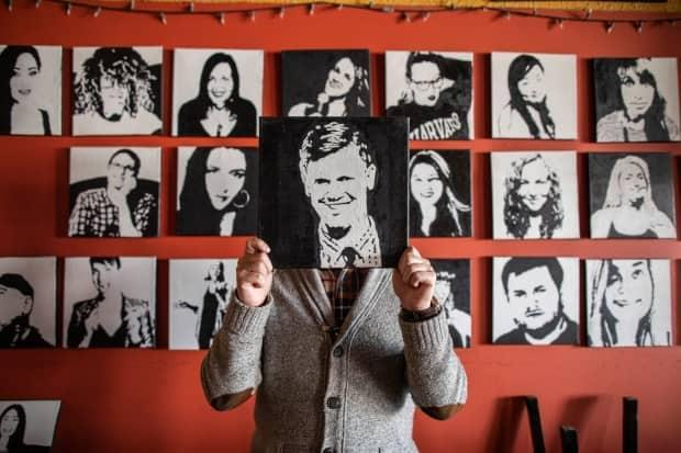 Comedian Ivan Decker started his career performing at the Kino Cafe.