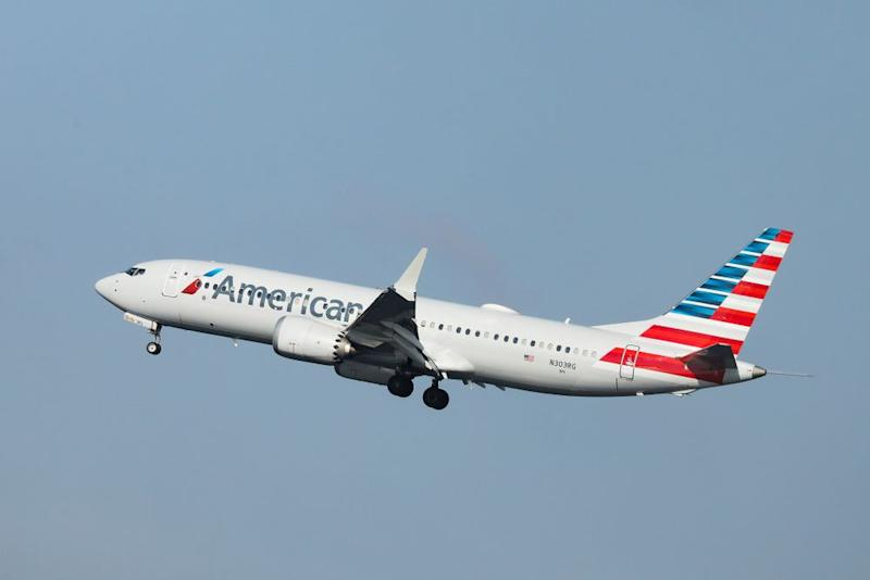 American Airlines | Drew Angerer/Getty