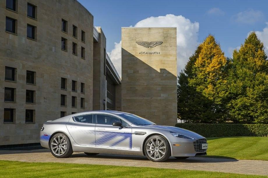 <strong>What It Is</strong>: A limited-production electric version of the exclusive British brand's Rapide four-door sports car, meant in part as a proof of concept for future electric vehicles.<br> <strong>Expected Range</strong>: 200+ miles<br> <strong>Projected On-Sale Date</strong>: 2019<br> <strong>Estimated Base Price</strong>: $310,000