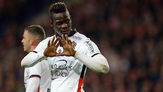 "<p>Although Mario Balotelli scored 11 before facing Lille on Friday Night action, none of these goals ever came away from the Allianz Riviera. Which is a bit unfortunate after 30+ league games. </p> <br><p>But now, that's ancient history. To turn the tables in a game where Lille got the lead, Super Mario scored twice to offer his team the win, scoring his 12th and 13th of the season in Ligue 1... And then casually pulled out <a href=""https://www.youtube.com/watch?v=GD7BMMTPqo0"" rel=""nofollow noopener"" target=""_blank"" data-ylk=""slk:the amazingest way ever to go through these airport security portals"" class=""link rapid-noclick-resp"">the amazingest way ever to go through these airport security portals</a> . </p> <br><p>Just another day in Mario Balotelli's life. </p>"
