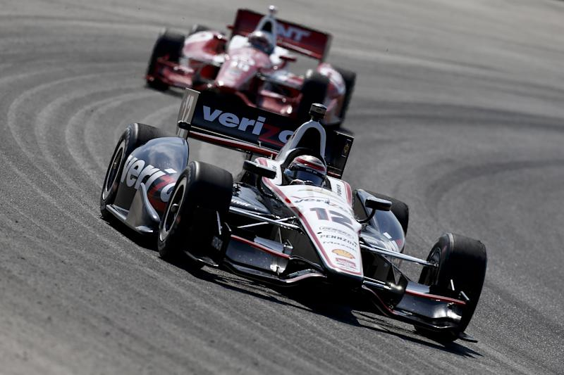 IndyCar - Power wins in Milwaukee to strengthen IndyCar lead