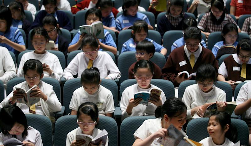 Hong Kong slips to third place in reading literacy ranking, behind Russia and Singapore
