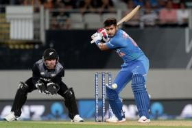 IND vs NZ 1st T20I: Shreyas Iyer finishes off in style as India chase 204 with an over to spare