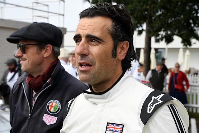 Franchitti to race Mazda in Race of Remembrance
