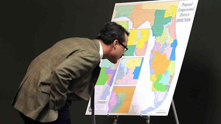 """Earlier accused of making a """"mockery"""" of redistricting, Florida's Republcian-led Legislature will soon begin latest round of redrawing legislative and congressional boundaries."""