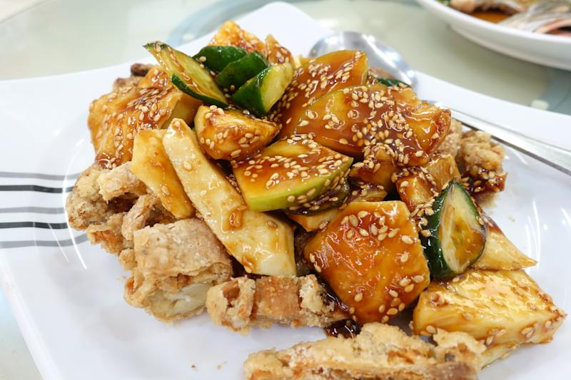 Rojak. (PHOTO: Getty Images)