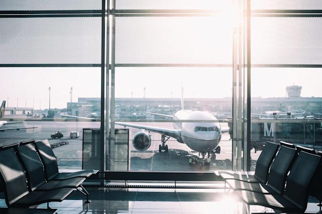 Selecting an alternative airport is a good way to save money on airfare.