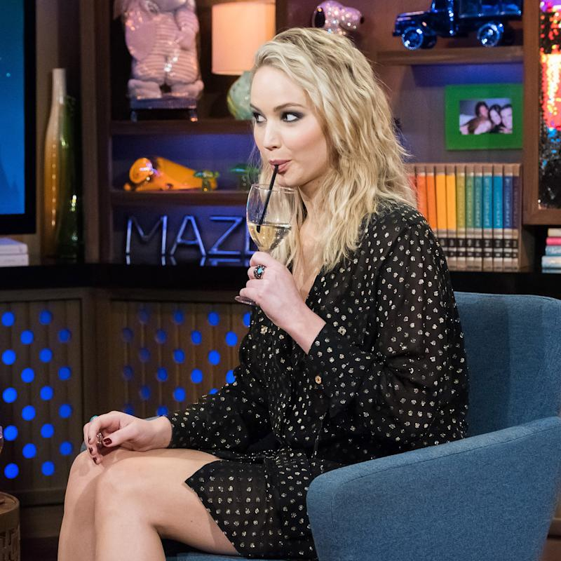 Wait, Is Jennifer Lawrence Grossed Out by Sex?
