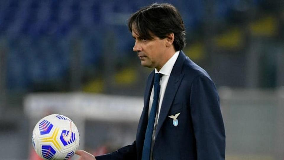 Simone Inzaghi | Marco Rosi - SS Lazio/Getty Images