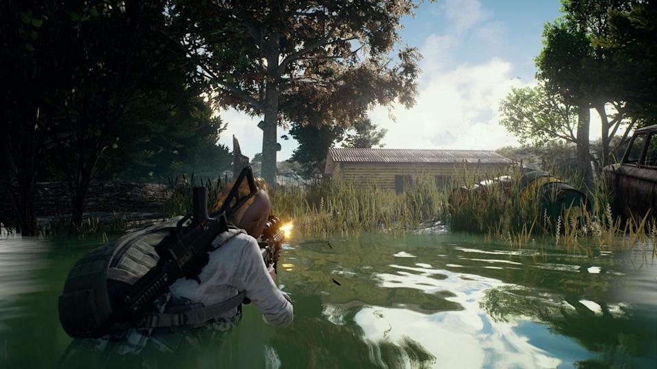 'PlayerUnknowns Battlegrounds' is a phenomenon and completely insane.