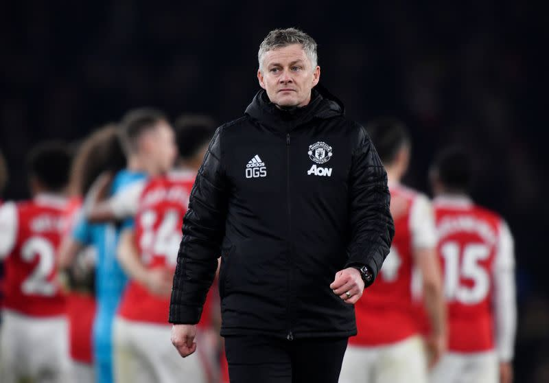 Man Utd expect 'hard night' in Wolves FA Cup clash, says Solskjaer