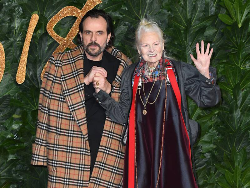 Vivienne Westwood wants people to stop buying clothes