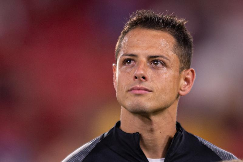 The arrival of Javier Hernandez and other ambitious Latin American players is a boon for MLS. (Photo by TF-Images/Getty Images)