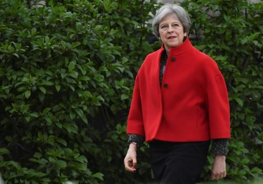 The loss of a key minister comes at a delicate time for Britain's Prime Minister Theresa May, who could see the Tories wiped out in London in local elections