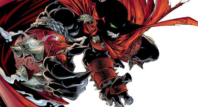Spawn (Image courtesy Todd McFarlane)