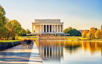 """<p>Museums are best explored alone, and in <a href=""""http://www.travelandleisure.com/travel-guide/washington-dc"""" rel=""""nofollow noopener"""" target=""""_blank"""" data-ylk=""""slk:D.C."""" class=""""link rapid-noclick-resp"""">D.C.</a> you have more than 20 to choose from—most of which are <a href=""""http://www.travelandleisure.com/articles/free-things-washington-dc"""" rel=""""nofollow noopener"""" target=""""_blank"""" data-ylk=""""slk:free"""" class=""""link rapid-noclick-resp"""">free</a>, so you can spend as much or as little time in each as you wish. The District also has a <a href=""""http://www.travelandleisure.com/articles/dcs-innovative-restaurant-scene"""" rel=""""nofollow noopener"""" target=""""_blank"""" data-ylk=""""slk:hot food scene"""" class=""""link rapid-noclick-resp"""">hot food scene</a>; as a solo traveler, you have a better shot at getting into <a href=""""http://www.travelandleisure.com/food-drink/restaurants/washington-dc-michelin-guide"""" rel=""""nofollow noopener"""" target=""""_blank"""" data-ylk=""""slk:highly coveted spots"""" class=""""link rapid-noclick-resp"""">highly coveted spots</a>. To get far away from D.C.'s political crowds, head to the <a href=""""http://www.travelandleisure.com/articles/washington-dc-neighborhoods"""" rel=""""nofollow noopener"""" target=""""_blank"""" data-ylk=""""slk:most exciting neighborhoods"""" class=""""link rapid-noclick-resp"""">most exciting neighborhoods</a>, such as Shaw, where you can hop between restaurateur Derek Brown's themed drinking spots and catch a show at the Howard Theatre.</p>"""