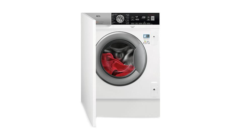 AEG ProSteam Technology Integrated Washing Machine