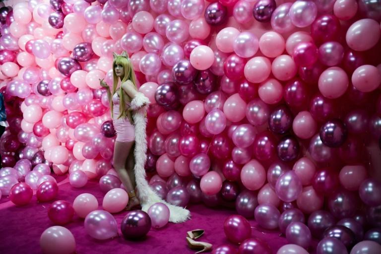 With eye-popping, readymade photographic backdrops, the Supercandy Museum in Cologne is an Instagrammer's dream