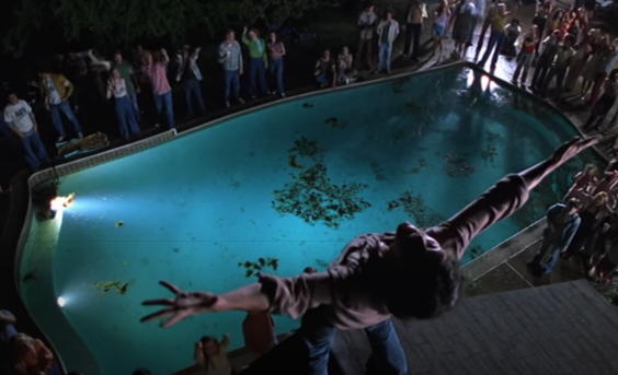 'I am a golden god!' Billy Crudup in his 'Almost Famous' scene as rock star Russell Hammond (YouTube/screengrab)