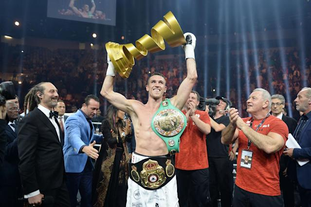 Anthony Joshua vs Andy Ruiz Jr undercard: Callum Smith to defend WBA title against Hassan N'Dam