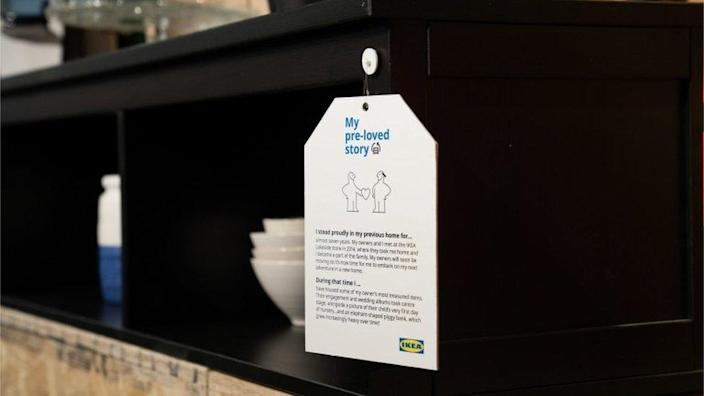 Last News Ikea launches buyback program offering vouchers for old furniture