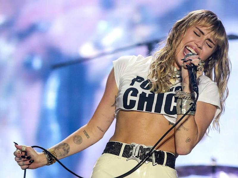Miley Cyrus' vocal cords were damaged like a '60 or 70 year old's' before surgery