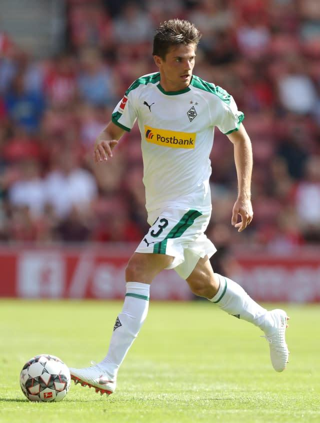 Lars Stindl is back from a long-term injury (Andrew Matthews/PA)