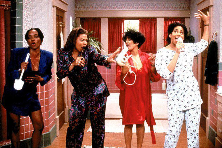 """<p>The 1993 Fox TV series features four young Black women and two Black men who live in a Brooklyn brownstone apartment. In that one building, neighbors fall in and out of love and roommates come together to support each other through difficult times. The cohabitation formula clearly works, as the show sparked several TV recreations after it ended in 1998, including <em><a href=""""https://www.amazon.com/Where-Monica-Gets-Roommate-Began/dp/B000N8GL34/?tag=syn-yahoo-20&ascsubtag=%5Bartid%7C10063.g.37608731%5Bsrc%7Cyahoo-us"""" rel=""""nofollow noopener"""" target=""""_blank"""" data-ylk=""""slk:Friends"""" class=""""link rapid-noclick-resp"""">Friends</a></em>, <em><a href=""""https://www.oprahdaily.com/life/work-money/a23706147/tracee-ellis-ross-girlfriends-character-inspired-career/"""" rel=""""nofollow noopener"""" target=""""_blank"""" data-ylk=""""slk:Girlfriends"""" class=""""link rapid-noclick-resp"""">Girlfriends</a></em>, <em><a href=""""https://www.amazon.com/Pilot/dp/B00ADSON02/?tag=syn-yahoo-20&ascsubtag=%5Bartid%7C10063.g.37608731%5Bsrc%7Cyahoo-us"""" rel=""""nofollow noopener"""" target=""""_blank"""" data-ylk=""""slk:Girls"""" class=""""link rapid-noclick-resp"""">Girls</a></em>, and <em><a href=""""https://www.amazon.com/Pilot/dp/B005JR4K28/?tag=syn-yahoo-20&ascsubtag=%5Bartid%7C10063.g.37608731%5Bsrc%7Cyahoo-us"""" rel=""""nofollow noopener"""" target=""""_blank"""" data-ylk=""""slk:New Girl"""" class=""""link rapid-noclick-resp"""">New Girl</a></em>. </p><p><a class=""""link rapid-noclick-resp"""" href=""""https://go.redirectingat.com?id=74968X1596630&url=https%3A%2F%2Fwww.hulu.com%2Fseries%2Fliving-single-df59d585-ed41-4700-a7ae-76942b6ad1dc&sref=https%3A%2F%2Fwww.redbookmag.com%2Flife%2Fg37608731%2Fhappy-feel-good-tv-shows%2F"""" rel=""""nofollow noopener"""" target=""""_blank"""" data-ylk=""""slk:Watch Now"""">Watch Now</a></p>"""
