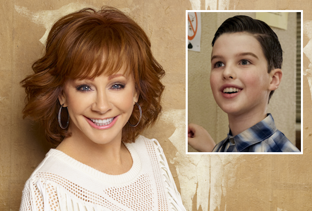 Young Sheldon Casts Reba McEntire as [Spoiler]'s Ex-Wife