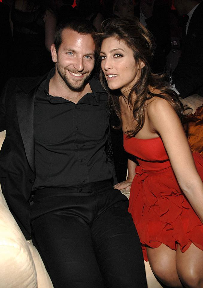 "When Bradley Cooper and Jennifer Esposito got engaged in 2006, the public barely knew who they were -- or that they were even an item. In May 2007, they tied the knot, but the ""Blue Bloods"" actress filed for divorce just four months later. Since then, his fame has grown thanks to ""The Hangover,"" and he's been able to snag more high-profile girlfriends, like Renee Zellweger, Jennifer Lopez, and his current main squeeze, Zoe Saldana."