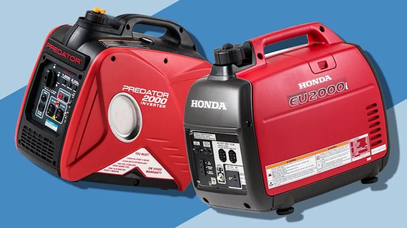 Can A Harbor Freight Generator Really Beat A Honda?
