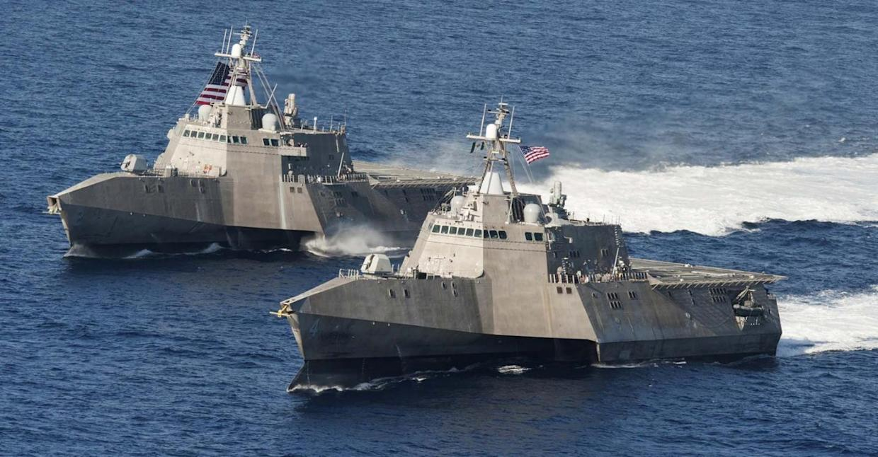 Saudi Arabia Is Paying Billions for the U S  Navy Ship the Navy Hates