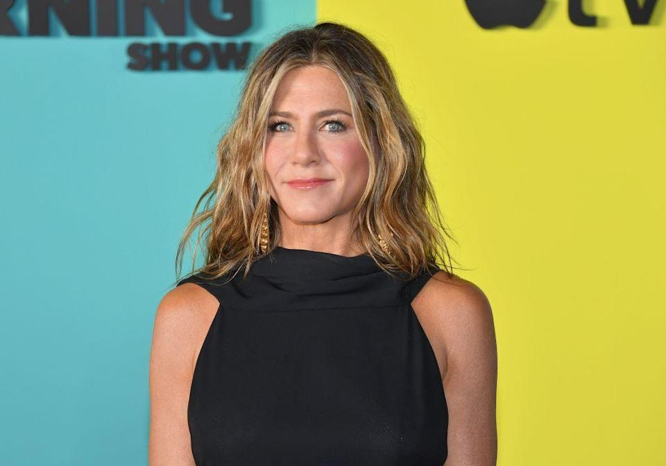 """<p>So, Aniston threw an """"intimate"""" holiday bash for her close friends...and guess who came? You guessed it: Pitt. According to <em>Entertainment Tonight</em>: """"[Brad] was among the first to arrive and the second to last guest to leave around 11 p.m."""" Other guests at the star-studded (but intimate!) party included Gwyneth Paltrow, Tom Hanks, Kate Hudson, Lisa Kudrow, and Reese Witherspoon.</p>"""