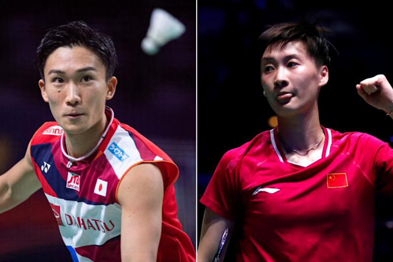 BWF World Tour Finals: Kento Momota Wins 11th title of 2019, Chen Yufei Claims Her 7th