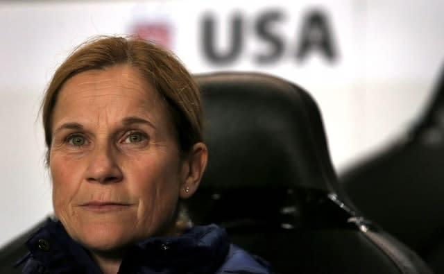 Former United States boss Jill Ellis has been tipped to coach the Lionesses (Nick Potts/PA)
