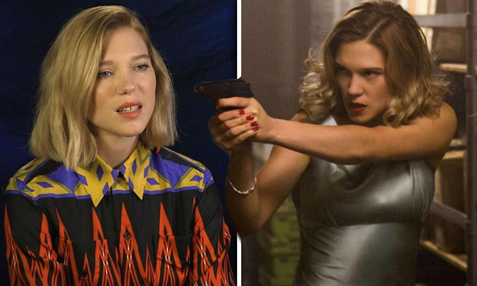 Léa Seydoux wants to come back as Madeleine Swann in Bond 25