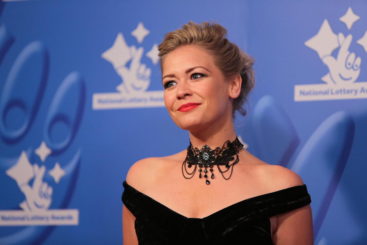 Suzanne Shaw has told of her struggles after Hear'Say ended. (Getty Images)