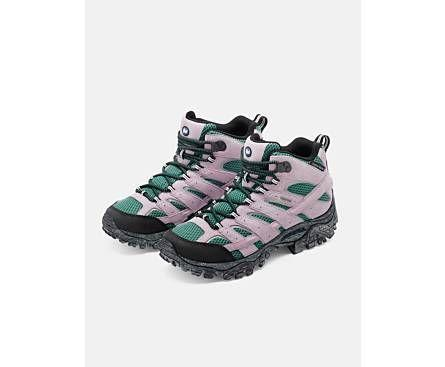 """<p><strong>Details</strong></p><p>merrell.com</p><p><strong>$130.00</strong></p><p><a href=""""https://go.redirectingat.com?id=74968X1596630&url=https%3A%2F%2Fwww.merrell.com%2FUS%2Fen%2Fmoab-2-mid-waterproof%2F43239W.html%3Fdwvar_43239W_color%3DJ5001716%23cgid%3Doutdoor-voices-moab%26start%3D1&sref=https%3A%2F%2Fwww.womenshealthmag.com%2Ffitness%2Fg19990274%2Fgifts-for-fitness-fanatics%2F"""" rel=""""nofollow noopener"""" target=""""_blank"""" data-ylk=""""slk:Shop Now"""" class=""""link rapid-noclick-resp"""">Shop Now</a></p><p>If you have any hikers on your list, they'll be over the moon about these boots. The beloved Merrell check all the boxes: Performance suede upper, breathable lining, shock-absorbing heel, and so much more. Plus, this collab with Outdoor Voices is just as good-looking on the trails as on the street. </p>"""