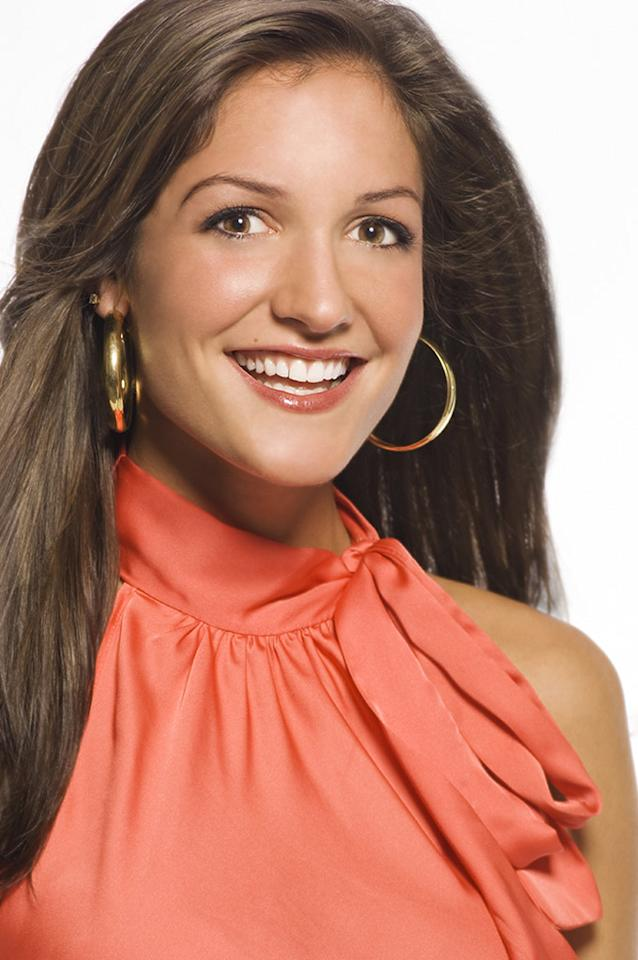 """Miss Massachusetts, Alicia Zitka, is a contestant in the <a href=""""/miss-america-countdown-to-the-crown/show/44013"""">Miss America 2009 Pageant</a>."""