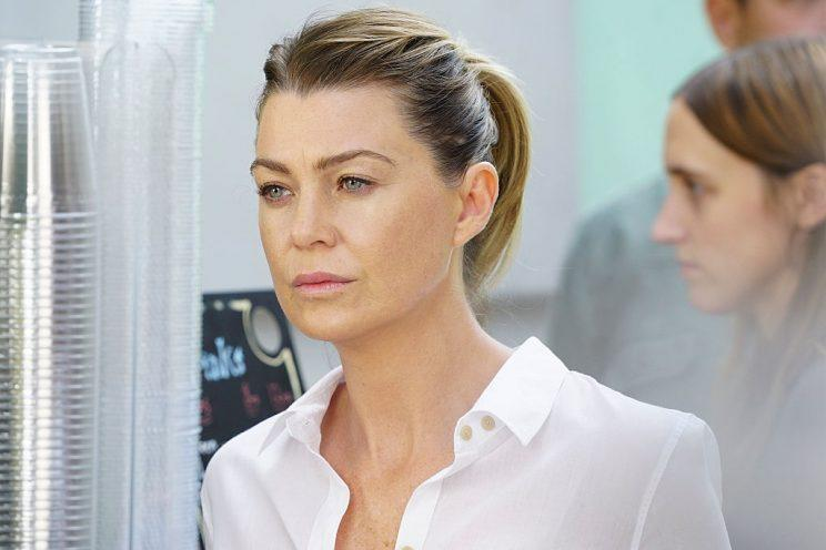 Ellen Pompeo, in a scene from 'Grey's Anatomy' (Photo: Getty Images)ELLEN POMPEO