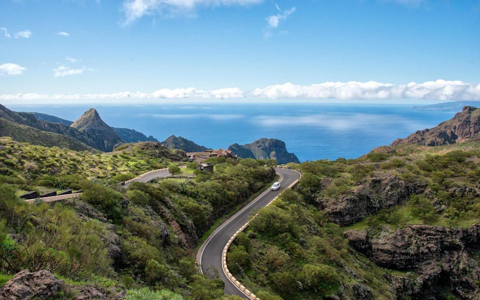 Consider Tenerife for a late autumn escape - Getty