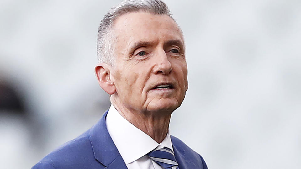 Bruce McAvaney has decided to walk away from AFL commentary commitments with Channel 7.