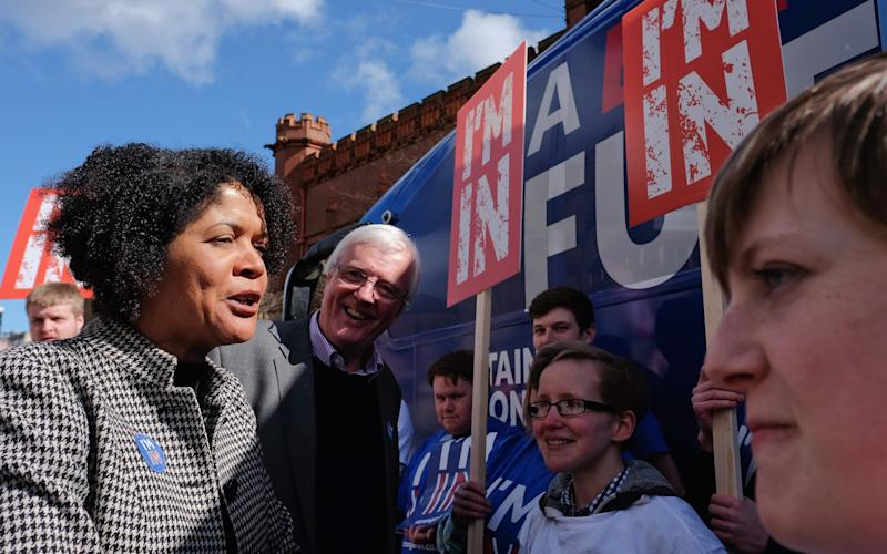 Chi Onwurah - 2016 Getty Images