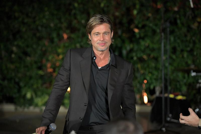 Brad Pitt's Cultural Pursuits Keep Leading to Dating Rumors
