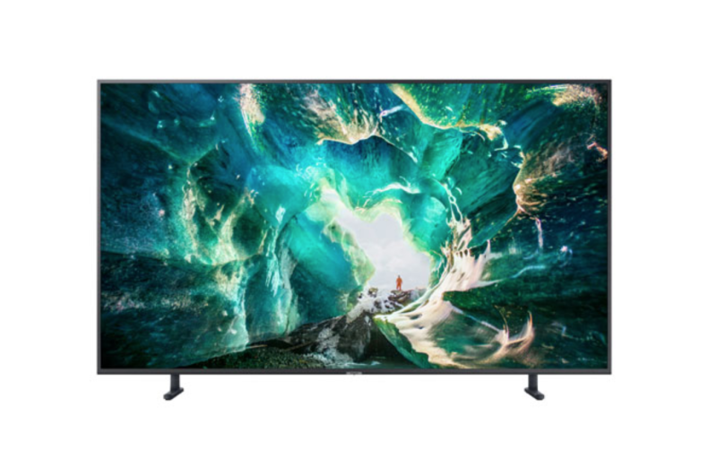 "Samsung 49"" 4K UHD HDR LED Tizen Smart TV. Image via Best Buy."